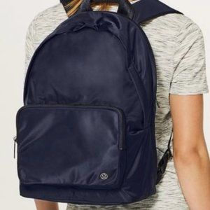 LULULEMON Everywhere Backpack navy